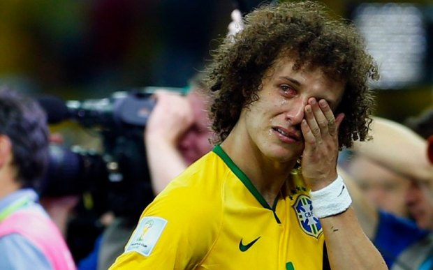 Brazil's defeat